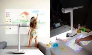 Lumi od bIOSlab to komputer, projektor i lampka w jednym