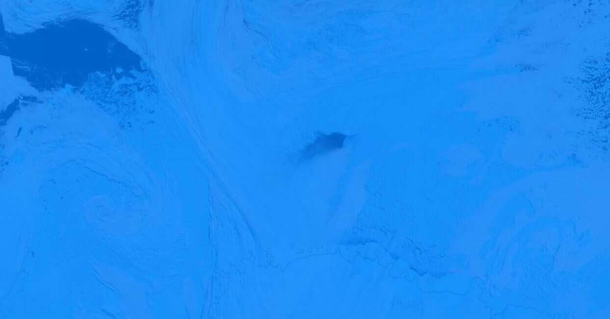 dziury, lód, antarktyczny lód, dziury w antarktycznym lodzie, połynia, połynie, morze weddela,