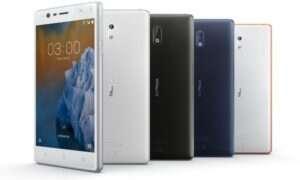 Nokia 3 (2017) otrzymuje Androida 9 Pie