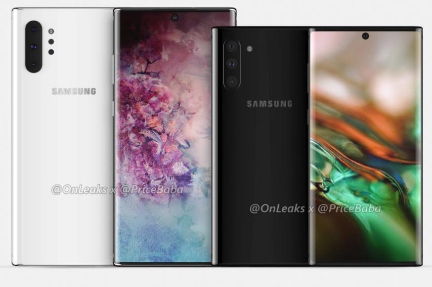 Galaxy Note 10, render Galaxy Note 10, rendery Galaxy Note 10, etui Galaxy Note 10, render etui Galaxy Note 10, rendery etui Galaxy Note 10