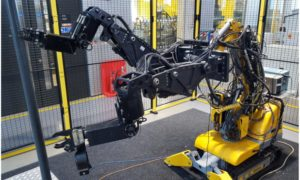 Inżynierowie opracowują półautonomicznego robota do likwidacji reaktorów jądrowych