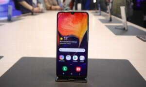 Samsung Galaxy A50 torturowany w nowym filmie