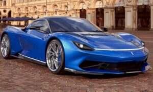 Elektryczny hipersamochód Battista od Pininfarina dostał facelifta