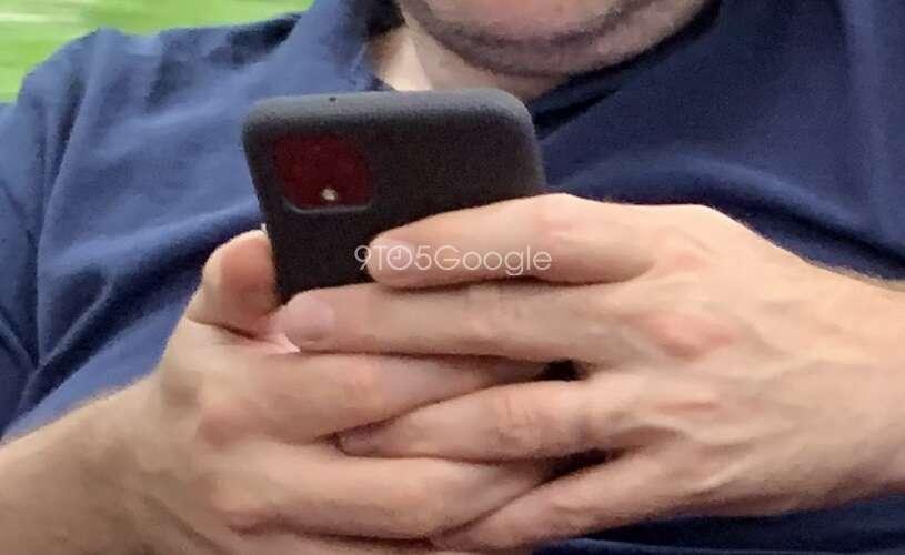 Google Pixel 4, zdjęcie Google Pixel 4, realne zdjęcie Google Pixel 4, wygląd Google Pixel 4, design Google Pixel 4, tył Google Pixel 4