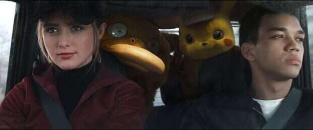 Recenzja filmu Detektyw Pikachu