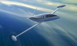 Poznajcie elektryczny samolot Alice od Eviation