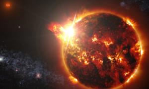 Słońce może wywołać rozbłysk setki tysięcy razy silniejszy niż dotychczas zaobserwowane