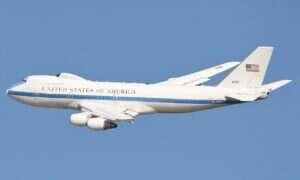 Amerykański samolot może przetrwać atak nuklearny