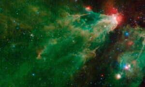 Teleskop zarejestrował dzieciństwo, dorosłość i starość gwiazd na jednym obrazie