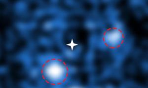 Astronomowie zaobserwowali niemal niespotykaną dotychczas egzoplanetę