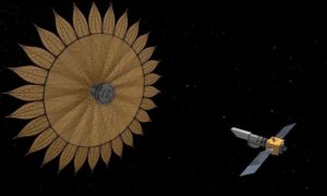 Technologia Starshade pomoże w eksploracji kosmosu