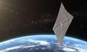Słoneczny żagiel Carla Sagana jest gotowy do lotu