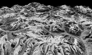 Szpiegowskie zdjęcia satelitarne pokazują zmiany klimatu w Himalajach