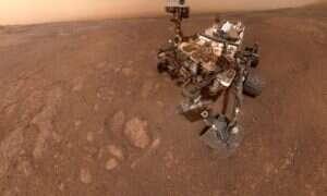 Łazik Curiosity wykrył dziwne wahania ilości metanu na Marsie