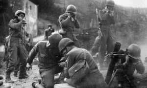 Naziści podawali żołnierzom leki, które zwiększały ich wydajność