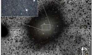 Naukowcy rozwiązali zagadkę galaktyki, która nie zawiera ciemnej materii