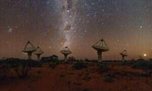 Astronomowie zlokalizowali tajemniczy sygnał radiowy