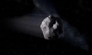 Astronomowie zauważyli asteroidę wielkości samochodu tuż przed uderzeniem