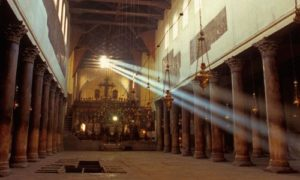 Naukowcy odkryli ukrytą chrzcielnicę w miejscu narodzin Jezusa