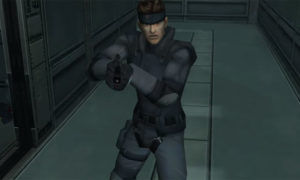 Remaster remake'u Metal Gear Solid – GameCube w 4K