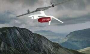 Dron ROTORwing łączy zalety samolotu i helikoptera