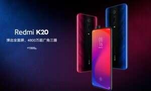 Redmi K20 Pro otrzymuje pierwszą aktualizację