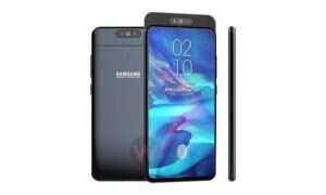 Galaxy A90 bez wysuwanego aparatu