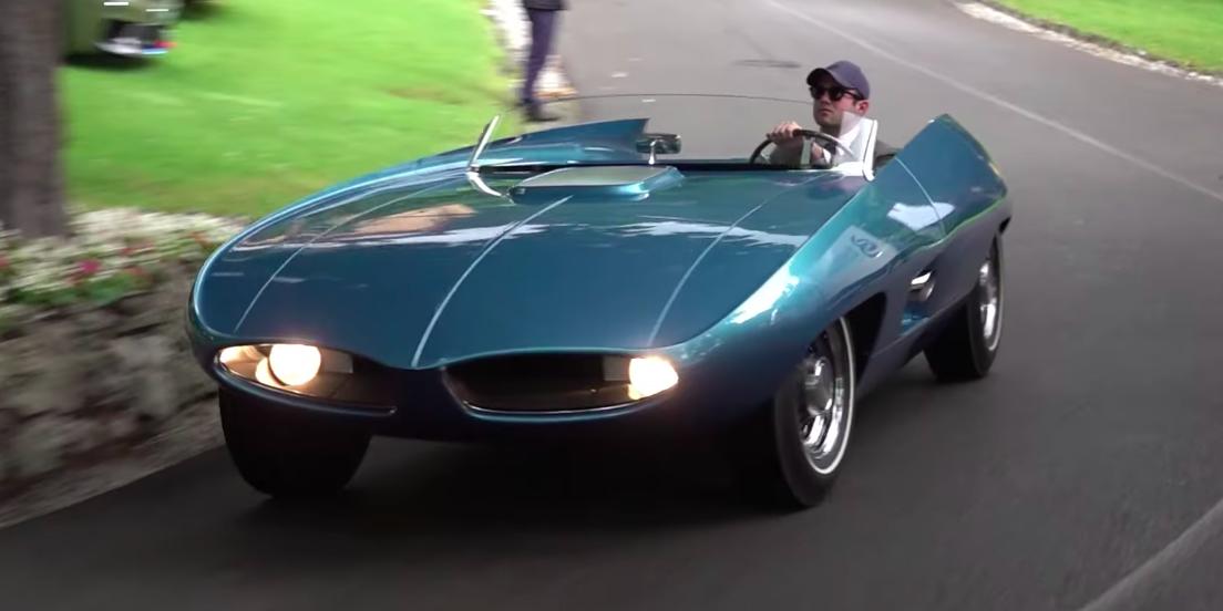 Wyjątkowy Pontiac Vivant 77 z równie wyjątkowym silnikiem