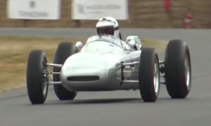 W Porsche 804 F1 sprzed ponad pół wieku można się zakochać