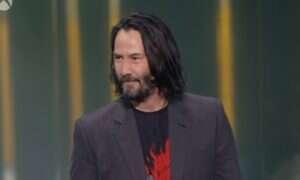 Występ Keanu Reevesa był bardziej strzeżony od samego Cyberpunka 2077