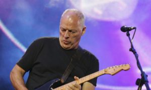 Gitarzysta Pink Floyd sprzedaje kolekcję gitar w imię walki z globalnym ociepleniem