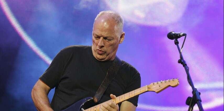 Gitarzysta Pink Floyd sprzedaje kolekcję gitar