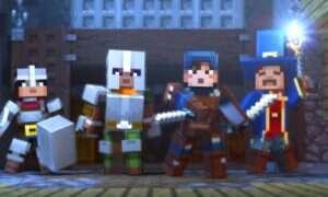 Minecraft Dungeons, czyli klocki idą w Diablo