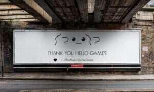 Podziękowania dla twórców No Man's Sky