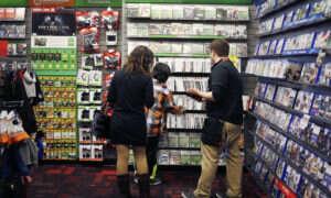 Sklepy GameStop upadają przez cyfrową dystrybucję
