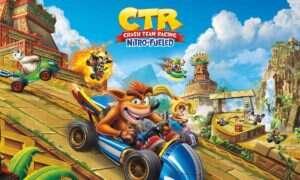 Sprzedaż gier w tym tygodniu nie zaskakuje – Crash Team Racing Nitro-Fueled na topie