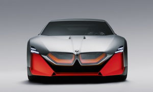 Koncept BMW Vision M Next, czyli hybryda w sportowym wydaniu
