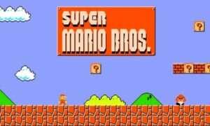 Super Mario Bros Battle Royale działa i jest świetne