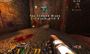 Sztuczna inteligencja DeepMind w Quake III pokazała pazur