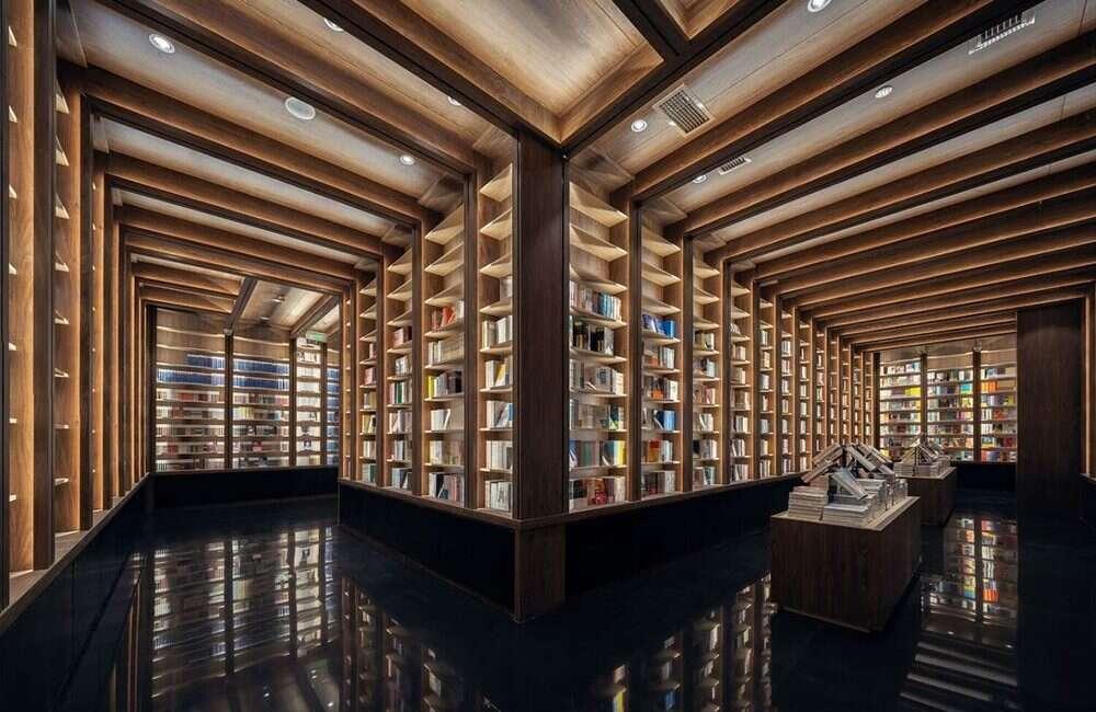 Ta księgarnia jest istnym rajem dla książkowych moli