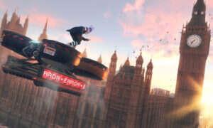 Ubisoft nie chce polityki w grach, więc promuje Watch Dogs Legion Brexitem