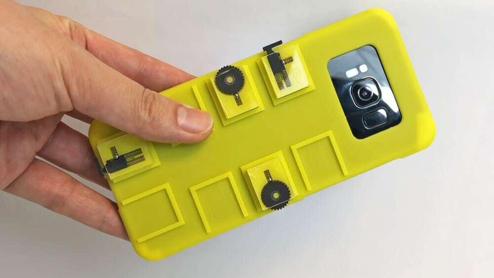 Firma Snap opracowała nowy sposób sterowania smartfonem