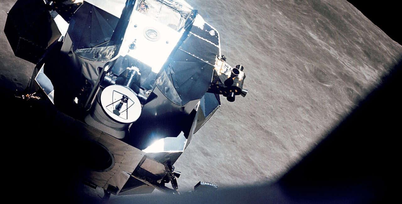 księżycowy moduł Snoopy