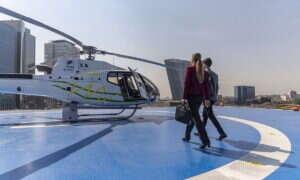Voom też chce podbić rynek z usługą latających taksówek