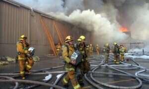 W pożarze Universal Studios spłonęła cała masa nagrań