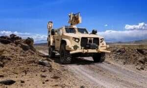 Amerykańscy marines testują broń laserową do niszczenia dronów