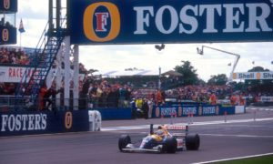 Legendarny samochód F1 Williams-Renault FW15B trafi na sprzedaż