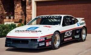 Pontiac Fiero #001 trafił na sprzedaż