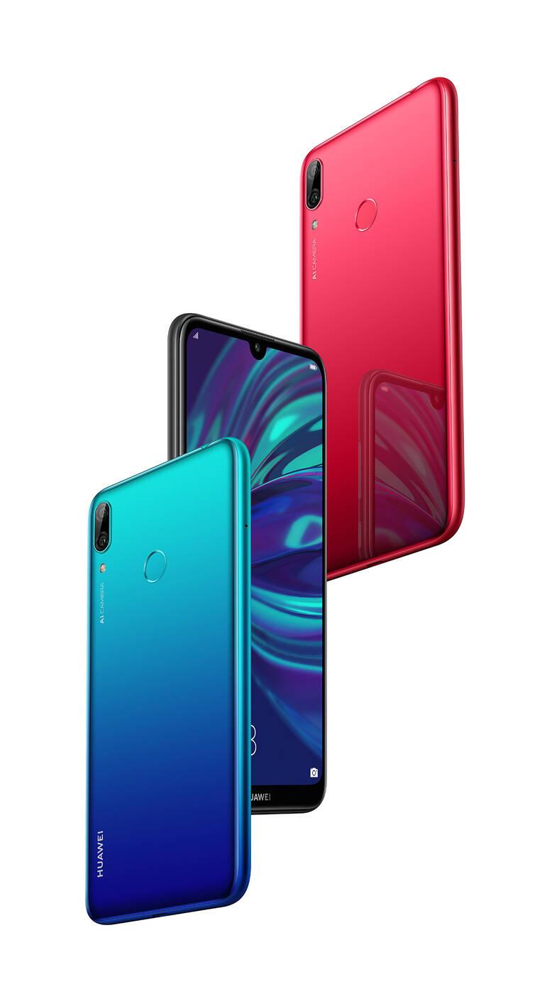 Huawei Y 2019, promocja Huawei Y 2019, Y7 2019, promocja Y7 2019, Y6 2019, promocja Y6 2019, Y5 2019, promocja Y5 2019, cena Y7 2019, cena Y6 2019, cena Y5 2019