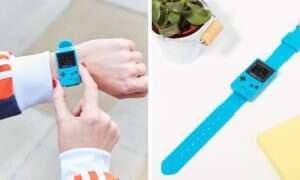 Zegarek Game Boy – rewelacyjny gadżet dla nerdów